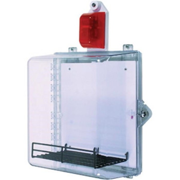 AED Cabinet w/ Siren/Strobe Alarm - 7535LFA
