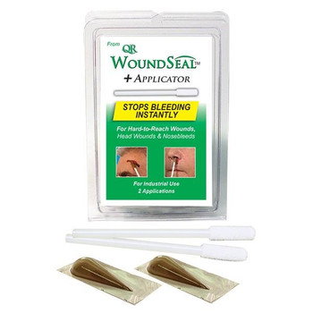 WoundSeal® Blood Clot Powder, Applicator Packs (2/Pkg) - 90325