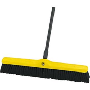 "Medium Floor Sweep, Tampico Fill (24"") - 9B1000BK"