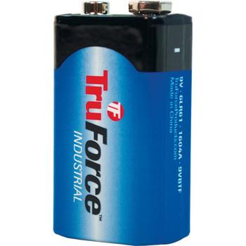 TruForce 9V Alkaline Batteries - 9VBTF