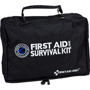 168-Piece Survival First Aid Kit - FA462