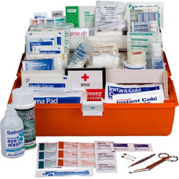 269-Piece Response First Aid Kit - FA504