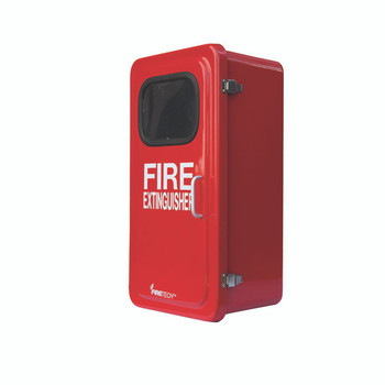 "Fiberglass Extinguisher Cabinet, 36 1/8""H x 19 5/8""W x 14""D - FGC35BR"