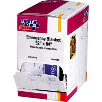 Emergency Blankets (5/Box) - I800