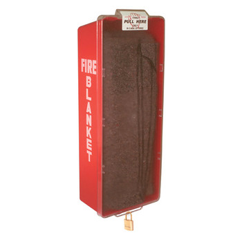 Fire Blanket Cabinet (Tub Only) - M2RFC