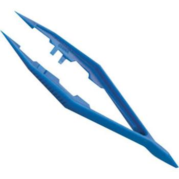 """Plastic Tweezers, 4"""", 12/Pkg - M58412"""