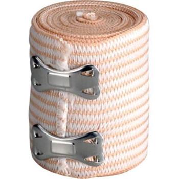 """Elastic Bandage w/ 2 Fasteners, 2"""" x 5 yd - M697"""