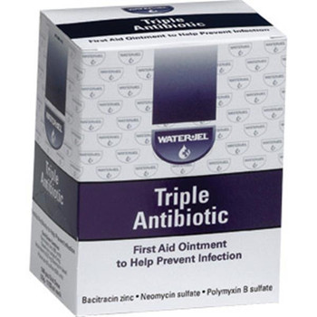 Water-Jel® Triple Antibiotic Ointment (144/Box) - WJTA1728
