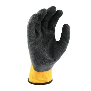 DEWALT Textured Rubber Coaated Gripper Glove - Medium - DPG70