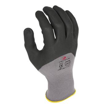 Radians 15g Nylon Spandex Shell 3/4 Foam MicroDot Dip Glove - RWG12
