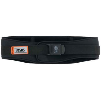 Ergodyne ProFlex 1505 XL Black Low-Profile Weight Lifters Back Support