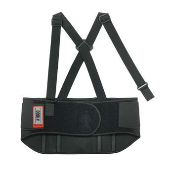 Ergodyne ProFlex 1600 M Black Standard Elastic Back Support