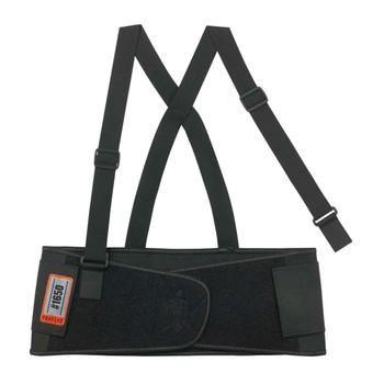 Ergodyne ProFlex 1650 L Black Economy Elastic Back Support