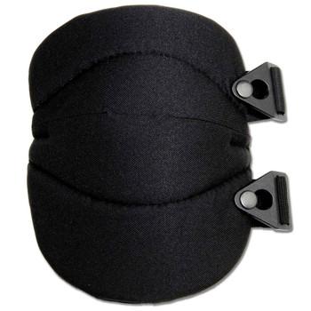 Ergodyne ProFlex 230  Black Wide Soft Cap Knee Pad - Buckle