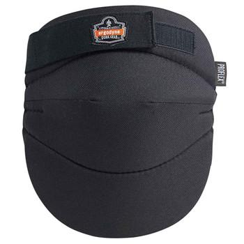 Ergodyne ProFlex 230HL  Black Wide Soft Cap Knee Pad - H&L