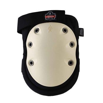 Ergodyne ProFlex 325HL  Tan Cap Non-Marring Rubber Cap Knee Pad - H&L