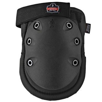 Ergodyne ProFlex 335HL  Black Cap Slip Resistant Rubber Cap Knee Pad - H&L