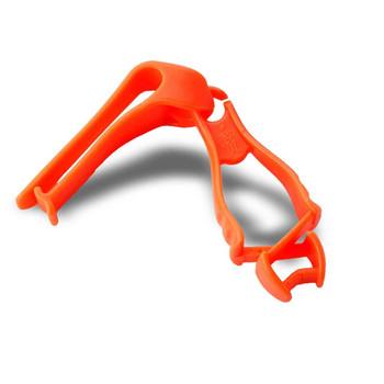 Ergodyne Squids 3405  Orange Grabber - Belt Clip Mount