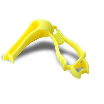 Ergodyne Squids 3405  Lime Grabber - Belt Clip Mount