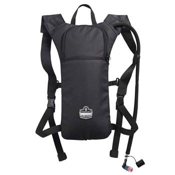 Ergodyne Chill-Its 5155 2 ltr Black Hi-Vis Low Profile Hydration Pack