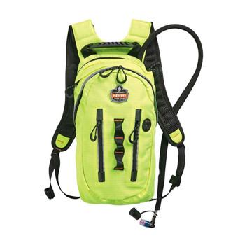 Ergodyne Chill-Its 5157 3 ltr Hi-Vis Lime Premium Cargo Hydration Pack