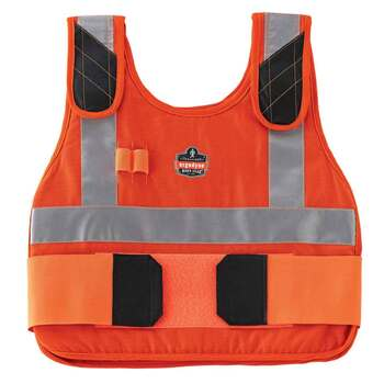 Units fabrication vests