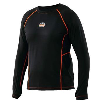 Ergodyne N-Ferno 6435 2XL Black Long Sleeve