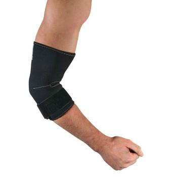 Ergodyne ProFlex 655 M Black Elbow Sleeve w/Strap