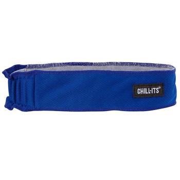 Ergodyne Chill-Its 6605  Blue High-Performance Headband