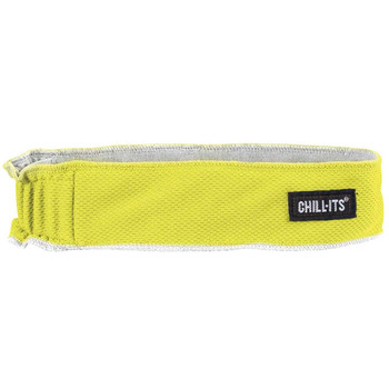 Ergodyne Chill-Its 6605  Lime High-Performance Headband