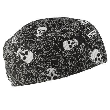 Ergodyne Chill-Its 6630  Skulls High-Performance Cap
