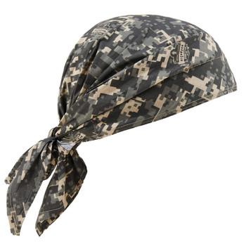 Ergodyne Chill-Its 6710  Camo Evaporative Cooling Triangle Hat