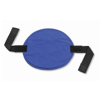 Ergodyne Chill-Its 6715  Blue Evaporative Cooling Hard Hat Pad
