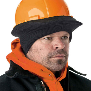 Ergodyne N-Ferno 6810  Black Stretch Cap - Half Style