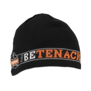 Ergodyne N-Ferno 6819BT  Black Knit Cap - Be Tenacious