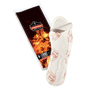 Ergodyne N-Ferno 16992 L/XL White Foot Warming Packs