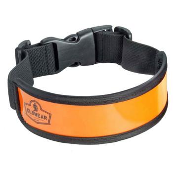 Ergodyne GloWear 8003  Orange Arm/Leg Band - Buckle Closure