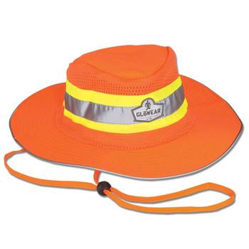 Ergodyne GloWear 8935 L/XL Orange Hi-Vis Ranger Hat
