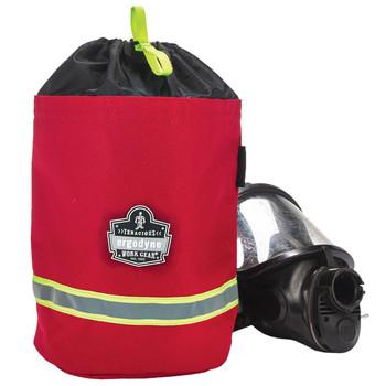Ergodyne Arsenal GB5080L  Red SCBA Mask Bag with Lining