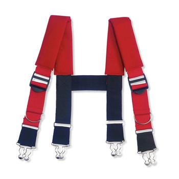 Ergodyne Arsenal GB5092 L Red Suspenders-Quick Adj