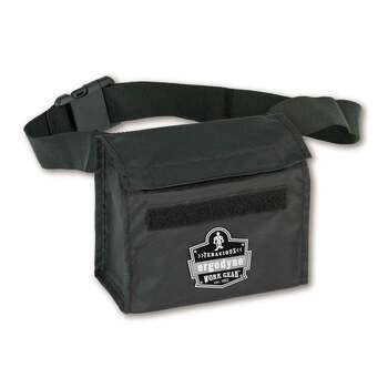 Ergodyne Arsenal GB5180  Black Respirator Waist Pack-Half Mask