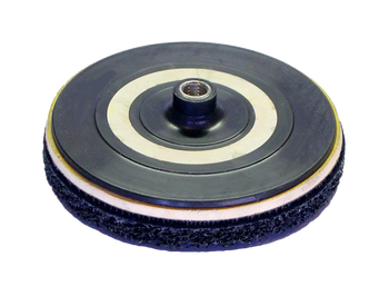 Heavy Duty 7 inch Velcro Back up Pad Max 6,000 RPM