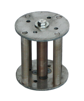Heavy Duty 4 inch Cutter Hub (without cutters)
