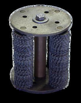 Heavy Duty 4 inch Cutter Hub Assembly