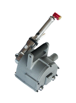 Heavy Duty4 inch Rotopeen Air Powered Shrouded Power Tool (without Hub Assembly)