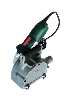 Heavy Duty 2 1/4 inch Rotopeen Electric Shrouded Power Tool (without Hub Assembly)
