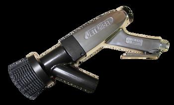 Heavy Duty 3mmPistol Grip Air Powered Needle Gun With Dust collector Shroud