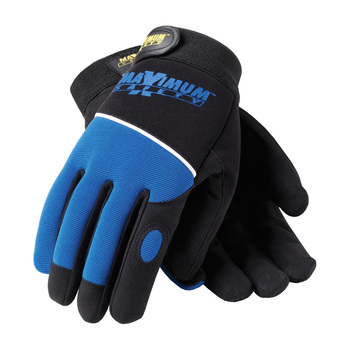 PIP Maximum Safety Professional Mechanic's Gloves - 120-MX2830