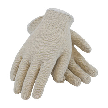 PIP PIP Economy Weight Seamless Knit Cotton / Polyester Glove - 7 Gauge - 35-C103