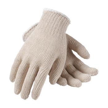 PIP Standard Weight Seamless Knit Cotton / Polyester Glove - 7 Gauge - 35-C104